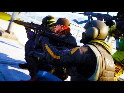 BOMB SEARCH & HOSTAGE RESCUE - Rainbow Six Siege Dream Team - Rainbow Six Siege