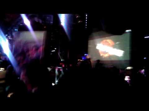 Chateau Nightclub #1 hip-hop club in Vegas