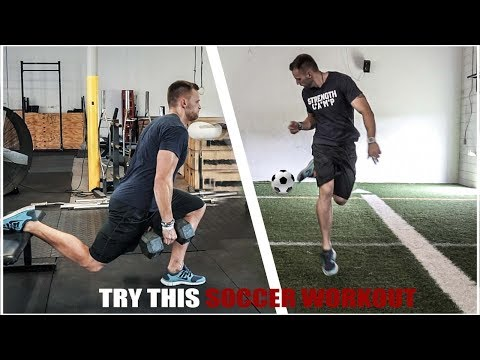 Try this Leg Workout for Soccer! | Overtime Athletes