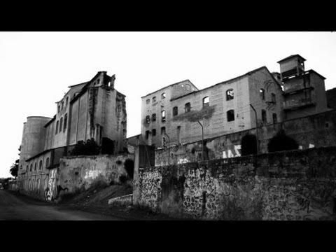 Urban Exploration   Cement Factory   Spain