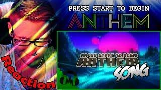 "Video ""PRESS START TO BEGIN ANTHEM"" Song - DAGames REACTION! | PARTY! | download MP3, 3GP, MP4, WEBM, AVI, FLV Maret 2017"