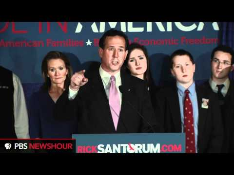 Watch Rick Santorum