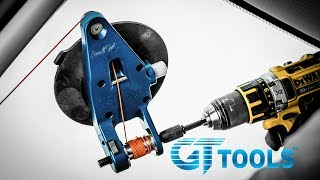 The FinalCut™ - Next Generation Auto Glass Replacement System - GT Tools®