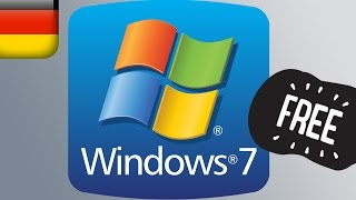 |Windows 7 for Free German/Deutsch|