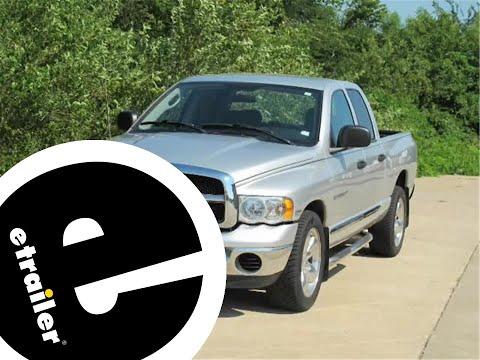etrailer   WeatherTech Second Row Floor Liner Review - 2004 Dodge Ram 1500