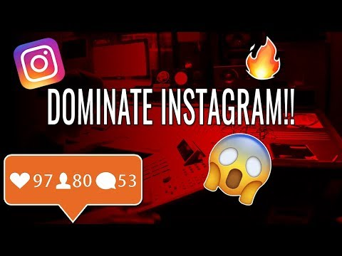 How To Dominate Instagram As A Brand / Artist / Producer [Podcast]
