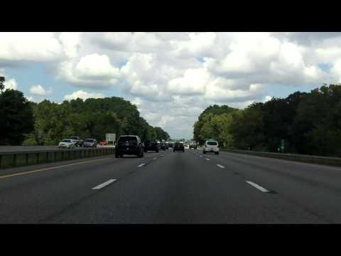 Adirondack Northway (Interstate 87 Exits 8 to 11) northbound