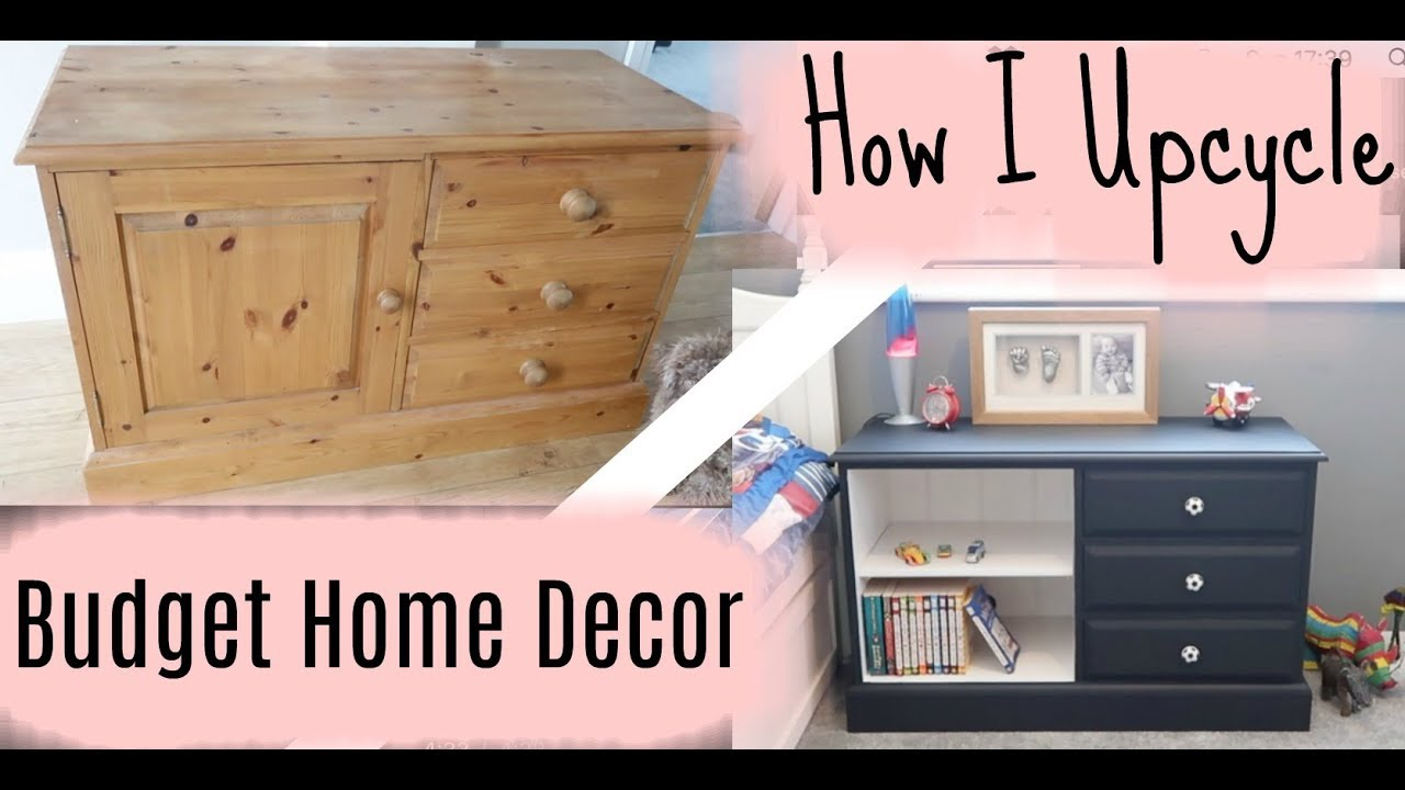 Furnish Your Home On A Budget How To Upcycle Furniture Kerry Whelpdale Ohsogreen Diy Platform