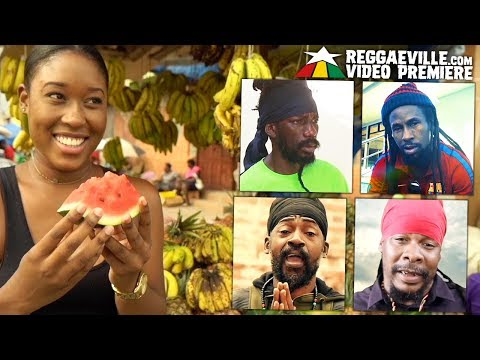 Reggae Sax Riddim Medley feat. Lutan Fyah, Jah Cure, Sizzla and more...  [Official Video 2018]