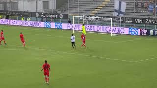 Highlights Coppa Italia 2018-2019  Spezia-SPAL 0-1
