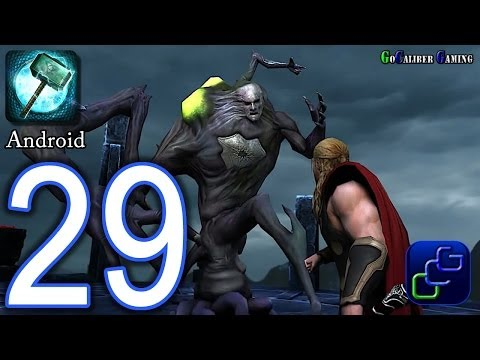 Gameloft Launches The Official Game of Thor: The Dark World for Android