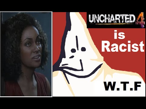 Uncharted 4 Is Racist? Uncharted 4 Actress Responds.Playstation VR $300? Deep Down Capcom