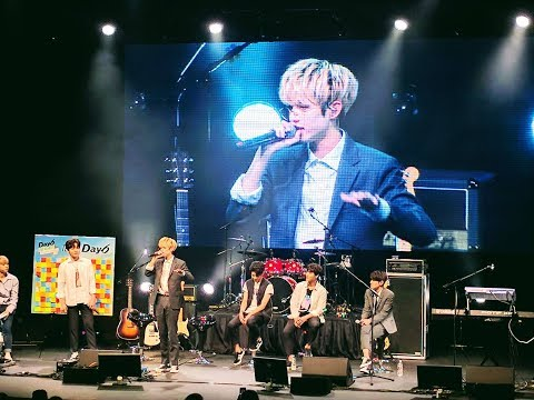 DAY6 Toronto 2017 - Q&A Time (Fancam) ENG SUB