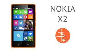Nokia X2 - последний финн на Android