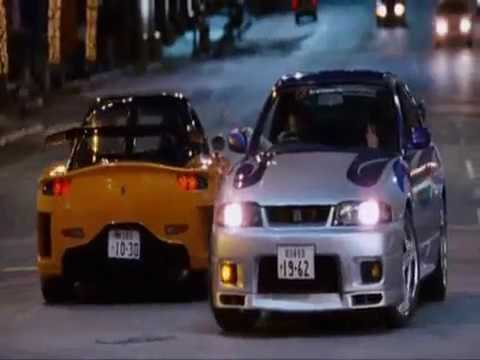 The Fast and the Furious Tokyo Drift Music...