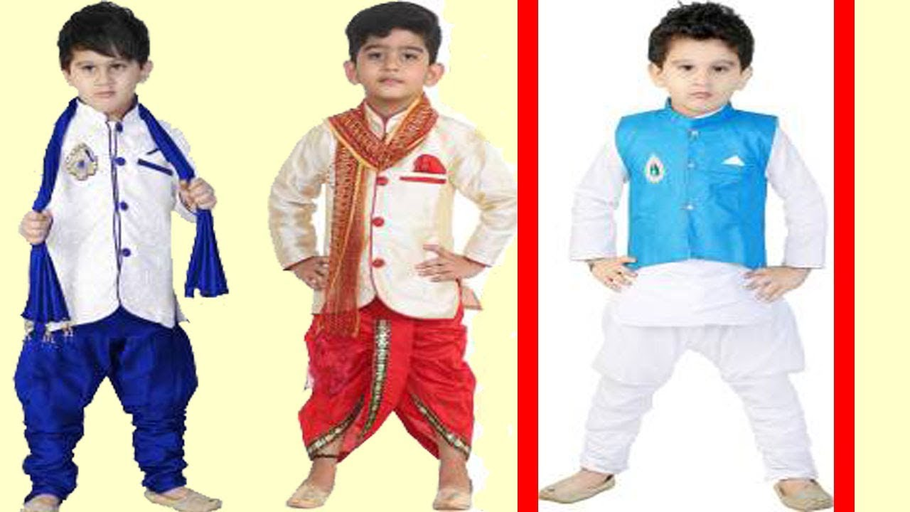 ed0615e05e Latest Boys Dresses ETHNICAL Kids Designs Collection in Flipkart and Amazon  Online Shopping Ind