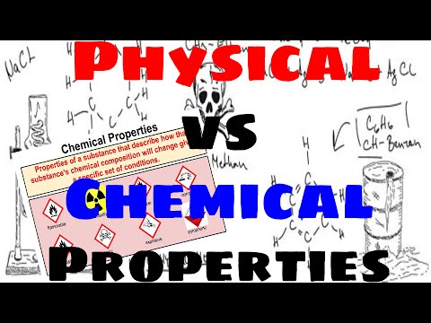 Physical vs Chemical Properties - Explained