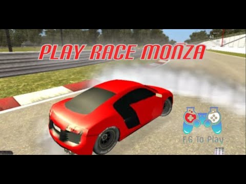 Play Race Monza Car Games To Play Online Youtube