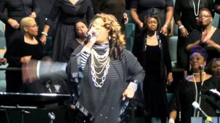 "Lisa Knowles ""My God Is Standing By"" Hawkins Family Tribute"