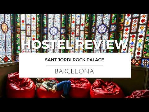 Visiting BARCELONA with Sant Jordi Hostels | HOSTEL REVIEW TRAVEL VLOG