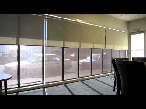 Automated Blinds - CBus