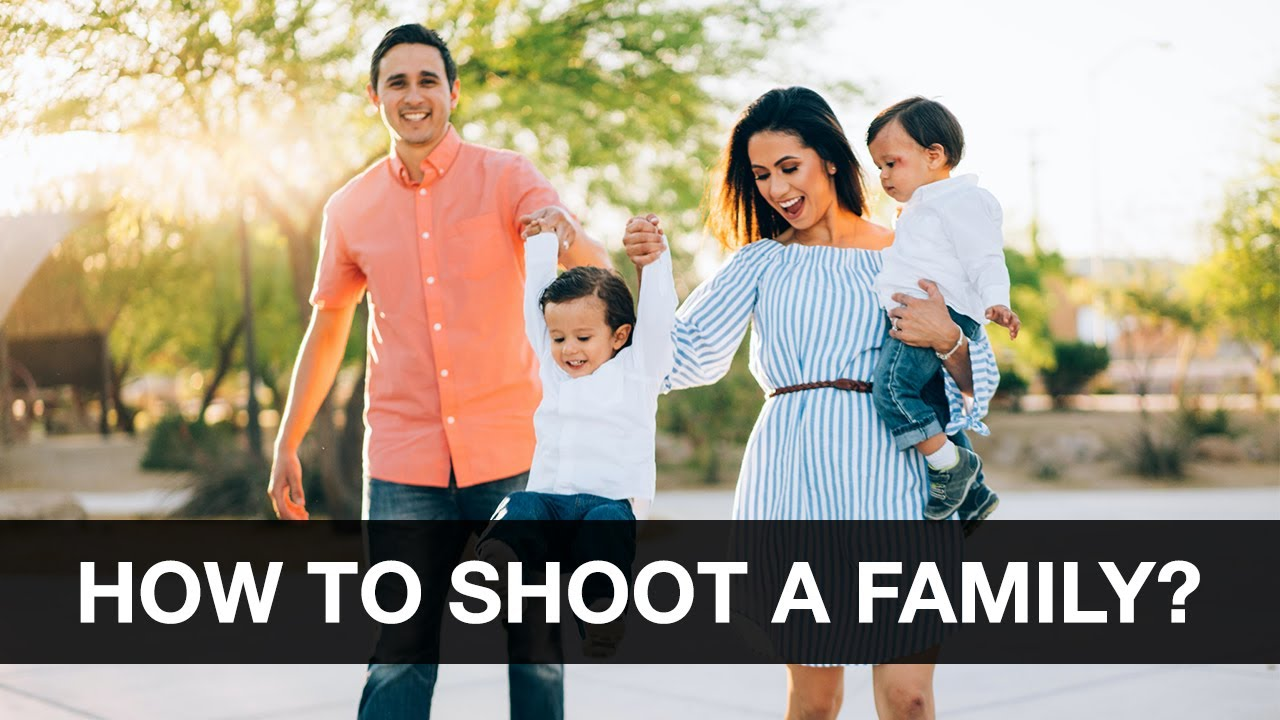 The 15 greatest family portrait poses for photographers