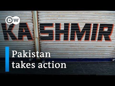 Pakistan implements countermeasures against India's Kashmir actions   DW News