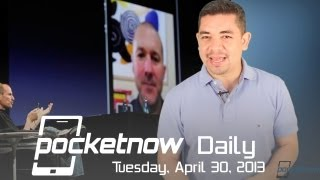 Ios 7 Design Rumors, Nokia Going Lytro For Lumias, Blackberry Tablet Plans & More - Pocketnow Daily