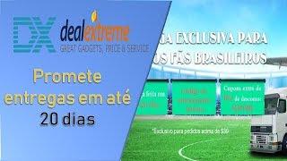 Dealextreme promoção exclusiva para os brasileiros