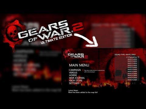 ¡GEARS OF WAR 2 ULTIMATE EDITION EN DESARROLLO! ¿REAL O FEIK?