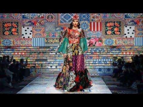Dolce & Gabbana | Spring/Summer 2021 | Milan Fashion Week