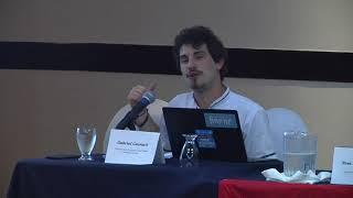 Ponencia inaugural: presentación de Gabriel Casnati