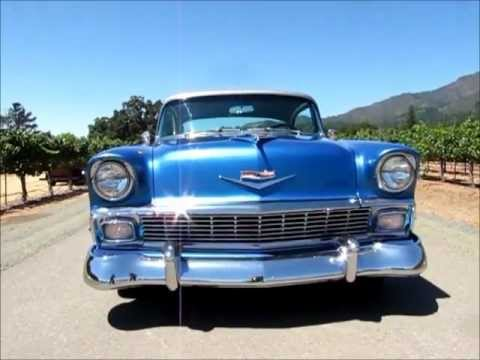 1956 Chevrolet Belair for Sale: Chevy Belair Sport Coupe