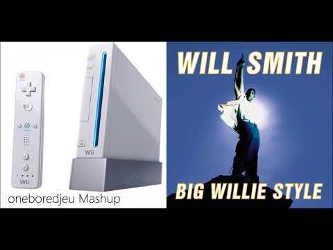 Gettin' Jiggy Wit Mii - Mii Channel Theme vs. Will Smith (Mashup)