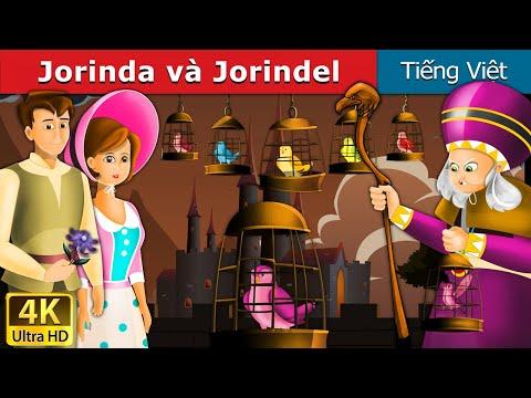 Jorinda và Jorindel   Chuyen co tich   Truyện cổ tích   Truyện cổ tích việt nam