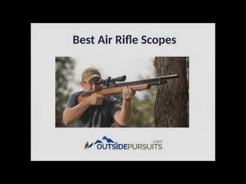The 5 Best Air Rifle Scopes - [2019 Reviews] | Outside Pursuits