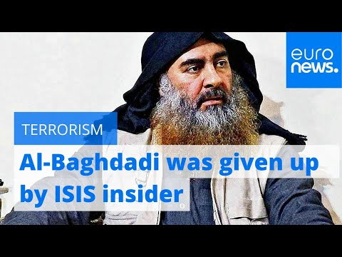 ISIS insider helped in hunt for leader al-Baghdadi