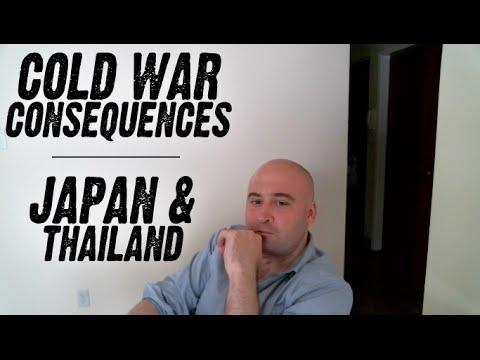 [政治学] Cold War Consequences: is Okinawa an American Colony? Is Thailand?