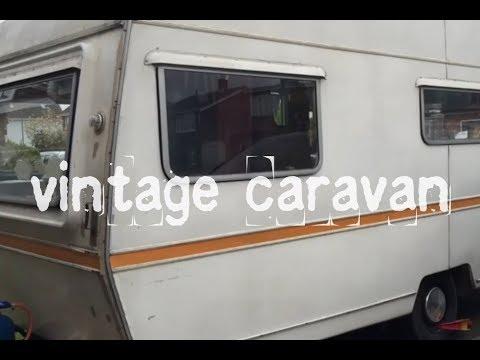 'Daisy' Vintage Retro Caravan Restoration