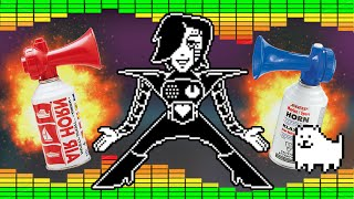 Undertale Death by Glamour - MLG Airhorn Remix