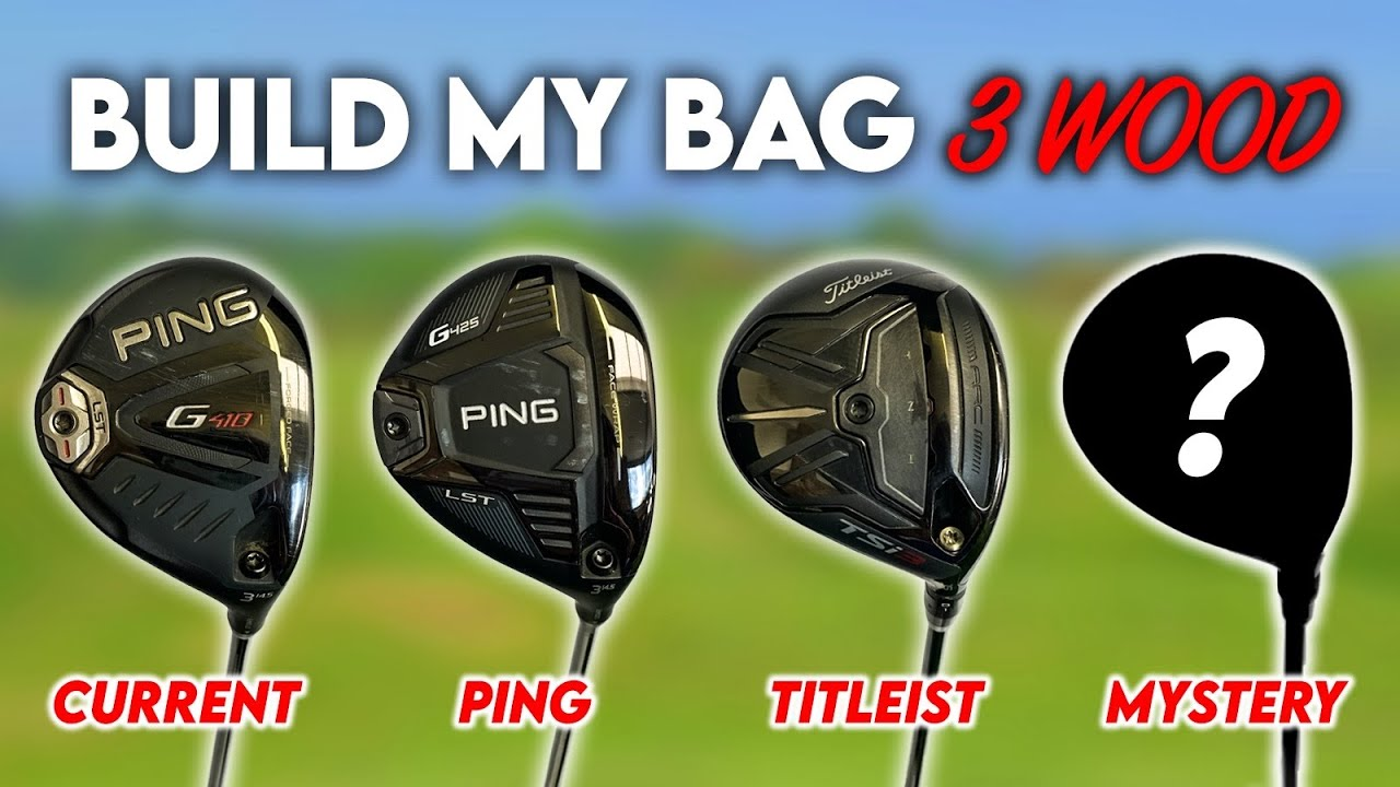 Can ANYTHING replace my current 3-wood? | Build My Bag Video