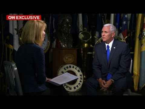 Pence: President Trump is a man of his word