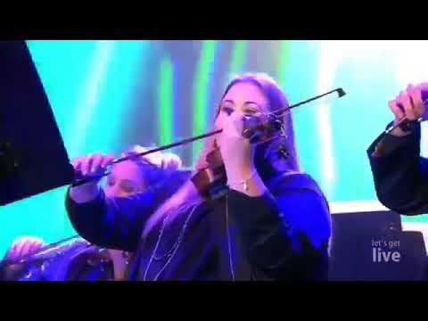 Tenishia & The Malta Philharmonic Orchestra - TEMPO