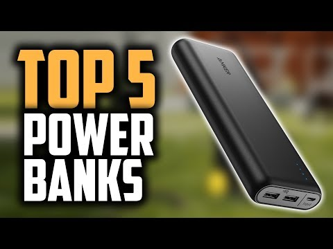 Best Power Banks In 2019 [For IPhone, Android, Laptops & More]