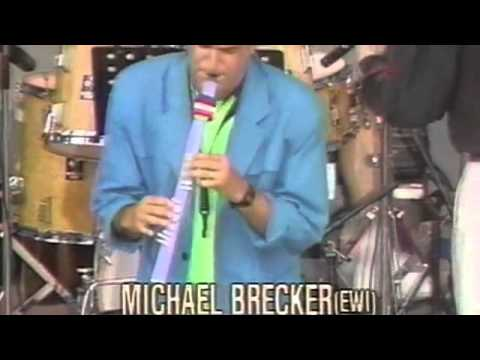 Michael Brecker Band (Gossip - Live Under The Sky 89)