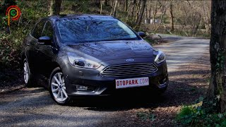Ford Focus Sedan 1.6 TDCi  (2015) | TEST