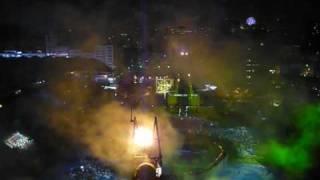 2009.9.5第21屆台北聽障奧運開幕點燃聖火及煙火秀