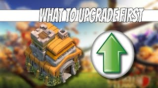 Clash of Clans - What To Upgrade First in TH7? | ClashBerry Guides #9