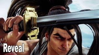 Soulcalibur VI - Haohmaru Reveal Trailer EVO Japan 2020 [HD 1080P]