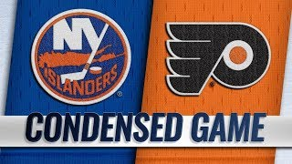 New York Islanders vs Philadelphia Flyers – Sep.17, 2018 | Preseason | Game Highlights | Обзор матча